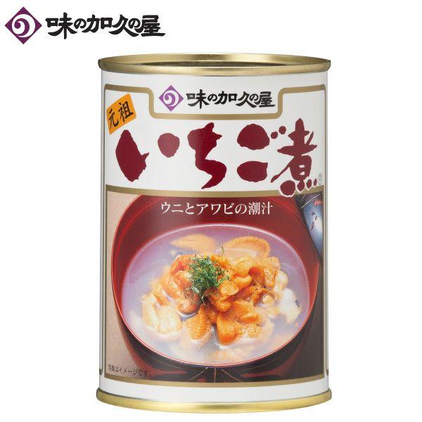 元祖いちご煮415g